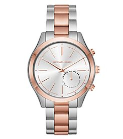 Michael Kors® 2 Tone Slim Runway Hybrid Smart Watch