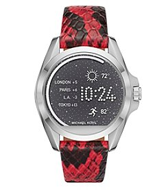 Michael Kors® Python Embossed Watch Strap