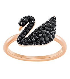 Swarovski® Iconic Swan Ring