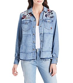 Vintage America Blues™ Steffi Embroidered Denim Jacket