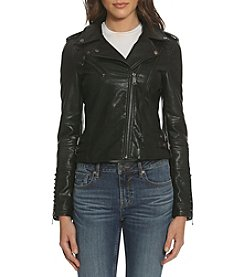 Vigoss Asymmetric Moto Jacket