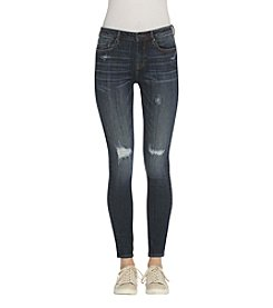 Vigoss Destructed Detail Skinny Jeans