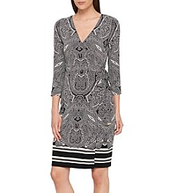 Tommy Hilfiger® Sallaway Paisley Shift Dress