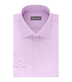 Michael Kors® Men's Long Sleeve Dobby Dress Shirt