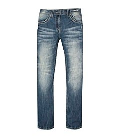 T.K. Axel MFG Co. Men's Guilford Athletic Fit Stretch Jeans