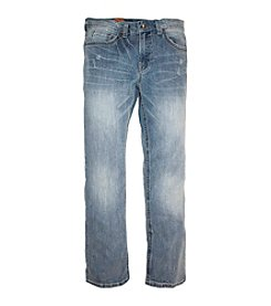 T.K. Axel MFG Co. Men's Attawan Relaxed Bootcut Jeans
