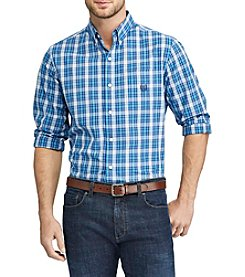 Chaps® Men's Long Sleeve Easy Care Button Down Shirts