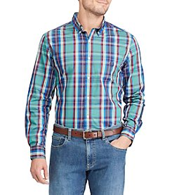 Chaps® Men's Long Sleeve Easy Care Button Down Shirt
