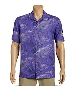 Tommy Bahama® NFL® Minnesota Vikings Camp Shirt