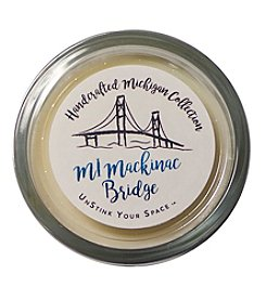 Coyer Candle Co. Mackinac Bridge Boutique Candle