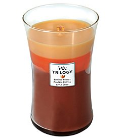 WoodWick 22-oz. Autumn Comforts Trilogy Candle