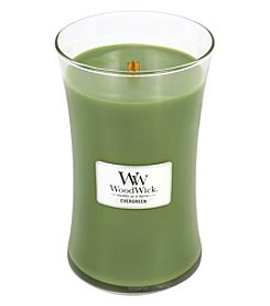 WoodWick® Large Evergreen Candle