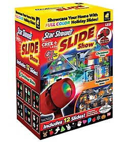 As Seen on TV Starshower Laser Magic Laser Light Show