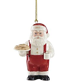 Lenox® 2017 Cookies For Santa Ornament
