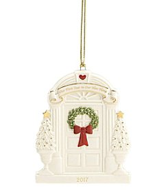 Lenox® 2017 Bless Our Home Ornament