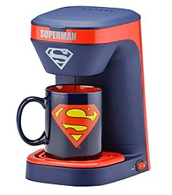 DC Comics® Superman™ One Cup Coffee Maker