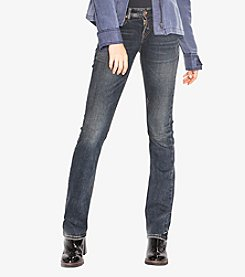Silver Jeans Co. Tuesday Slim Boot Jeans
