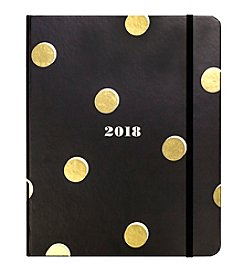 kate spade new york® Scatter Dot 17-Month Large Agenda