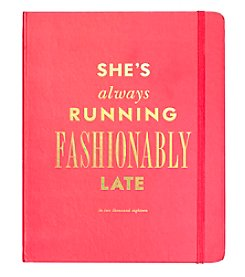 kate spade new york® Fashionably Late 17-Month Large Agenda