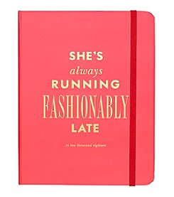 kate spade new york® Fashionably Late 17-Month Medium Agenda