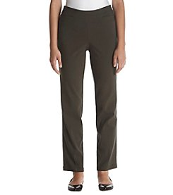Briggs New York® Welt Pocket Pull On Pants
