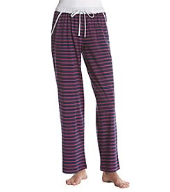 KN Karen Neuburger Striped Pajama Pants