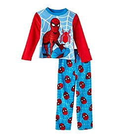 Spider-Man® Boys' 4-10 2 Piece Spiderman Pajama Set