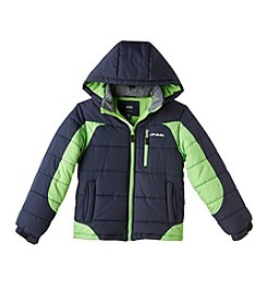 London Fog® Boys' 4-16 Long Sleeve Puffer Jacket