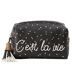 Tricoastal C'est La Vie Cosmetic Loaf Bag