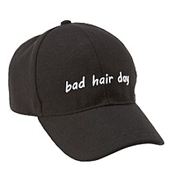 Collection 18 Bad Hair Day Baseball Hat