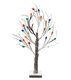 Order Home Collection 2' Vintage Bulb LED Tree