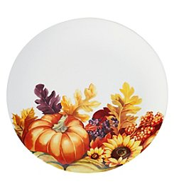 Living Quarters Harvest Salad Plate