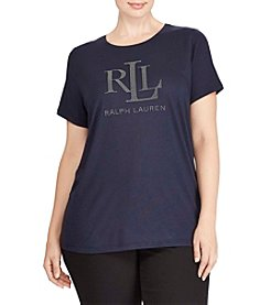 Lauren Ralph Lauren® Katlin Short Sleeve Knit Top