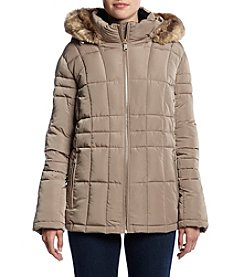 Calvin Klein Plus Size Quilted Jacket