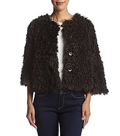 Cupio Faux Fur Jacket