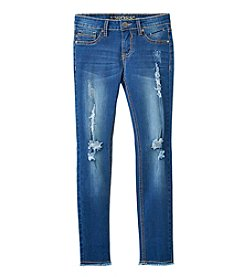 Vigoss® Girls' 7-16 Ankle Skinny Jeans