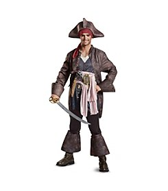 Disney® Pirates of the Caribbean 5™ Captain Jack Deluxe Costume