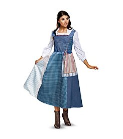 Disney® Beauty and the Beast Belle Village Dress Deluxe Costume