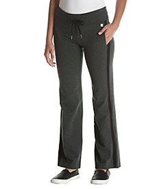Calvin Klein Performance Track Stripe Relaxed Leg Pants