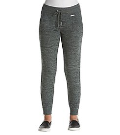 Calvin Klein Performance Zip Cuff Rib Trim Jogger Pants