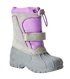 Sporto Toddler Girls' Winter Snow Boots
