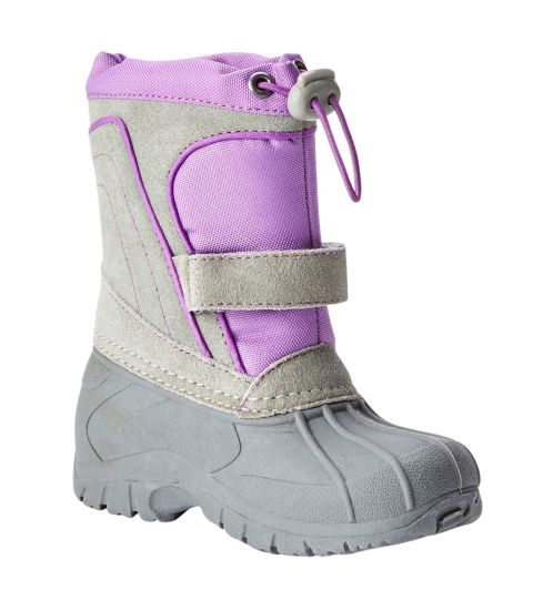 Sporto Toddler Girls Winter Snow Boots
