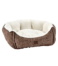 Animal Planet® Brown Tweed Pet Bed