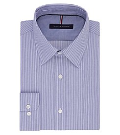 Tommy Hilfiger® Long Sleeve Stripe Dress Shirt
