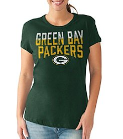 G III NFL® Green Bay Packers Women's Endzone Tee
