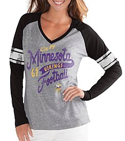 G III NFL® Minnesota Vikings Women's The Franchise Shirt