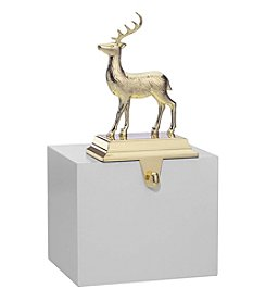 Lenox® Goldtone Reindeer Hook Holder