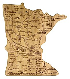 Totally Bamboo® Minnesota Destination Cutting Board