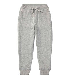 Polo Ralph Lauren® Girls' 2T-16 Terry Pants