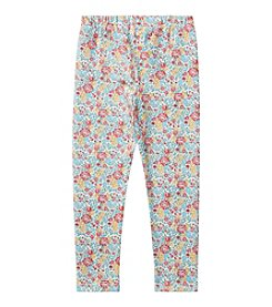 Polo Ralph Lauren® Girls' 2T-16 Floral Leggings